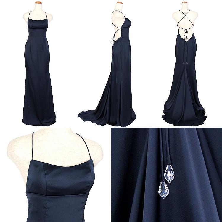 ロングドレス マーメイドドレス Aライン ドレス サイズ調整可能(AR7207)