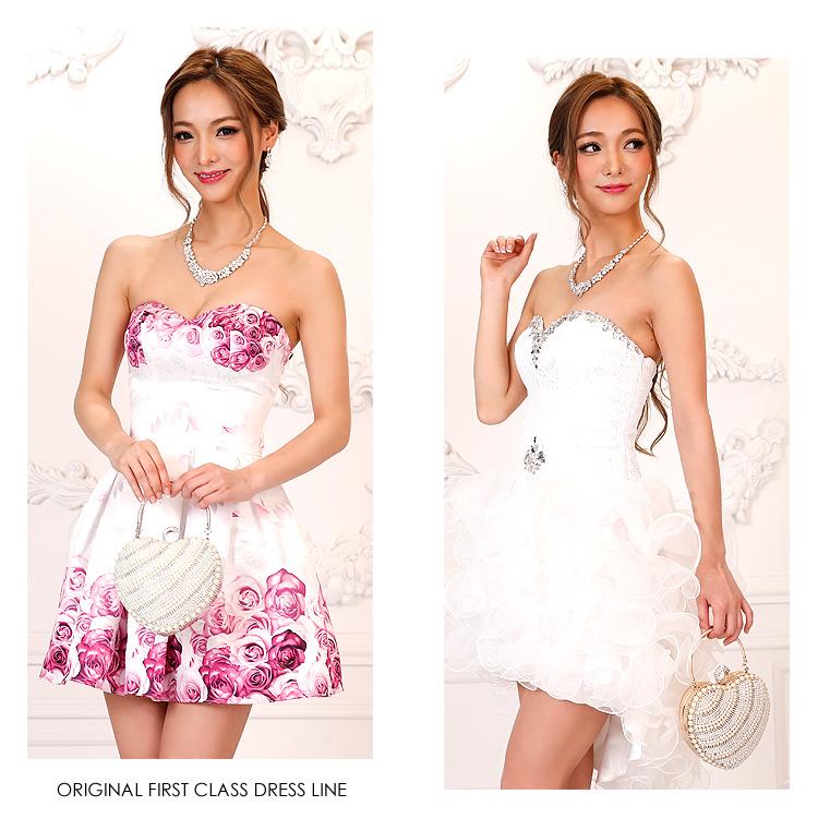 バッグ BAG ハンドバッグ 2way ビーズ ビジュー ストーン ハート 小物入れ ドレス フォーマル パーティー 女子会(BG014)